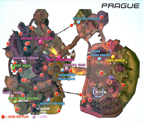 Prague map 2