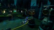 The Swamp's Dark Center gameplay 1