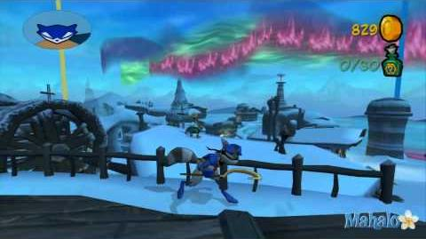 Sly 2 Band of Thieves Walkthrough - Episode 7 - Recon the Sawmill
