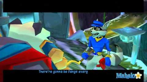 sly cooper 3 honor among thieves