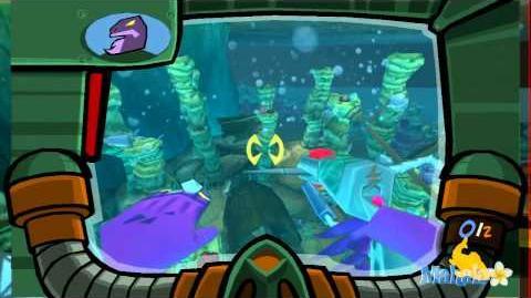 Sly 3 Honor Among Thieves Walkthrough - Deep Sea Danger