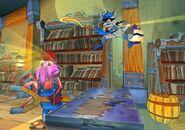 SC 1 Demo Raliegh's Library