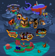 Isle of Wrath map