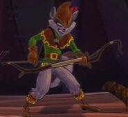 Sly Cooper idle 9