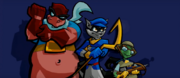 Cooper Gang from Sly 2 (1)
