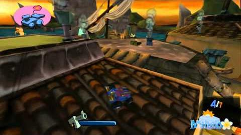 Sly 3 Honor Among Thieves Walkthrough - Dynamic Duo pt1