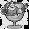 Trophy PinkPowerMurrayFighter