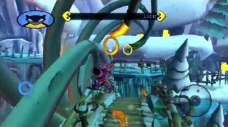 Sly 4- Mission 19 - Unexpected Ties (PS3)