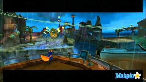 Sly 3 Honor Among Thieves Walkthrough - Carmelita to the Rescue
