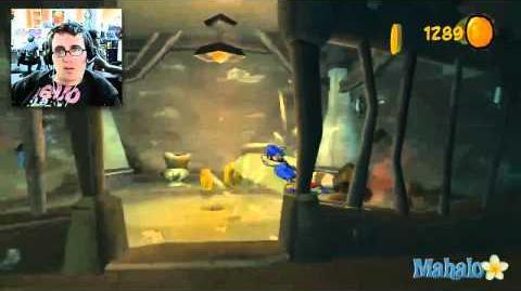 Sly 2 Band of Thieves Walkthrough - Operation Trojan Tank pt1