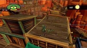 Sly 4- Mission 11 - Jailhouse Blues (PS3)