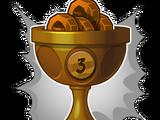 Bentley's Hackpack/Trophies