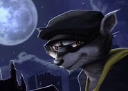 Sly Cooper Movie illustration1