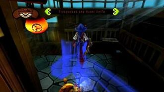 Sly 4- Mission 4 - Sushi House Startup (PS3)