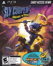 Sly 4 demo cover