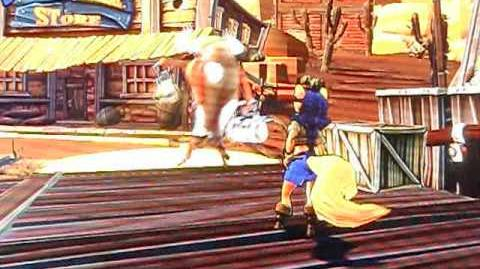 Carmelita Gameplay from Sly Cooper Thieves in Time