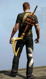 Sly's Cane in inFamous 2