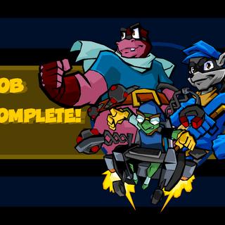 Misión Cumplida de <i>Sly 3: Honor Entre Ladrones</i>
