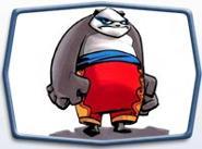 Panda King Evil
