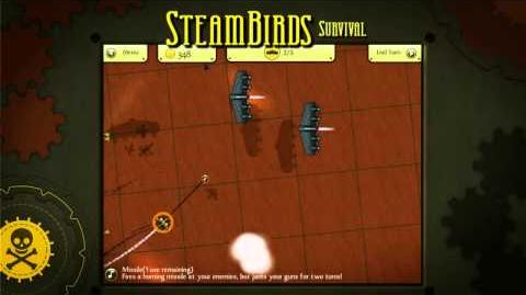 Steambirds Survival Official Trailer