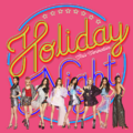 Girls' Generation Holiday Night Cover Art (1)