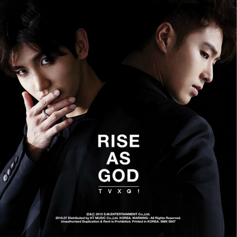 File:TVXQ Rise as God cover.png