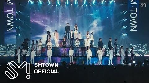 STATION SMTOWN 'Dear My Family (Live Concert Ver.)' MV