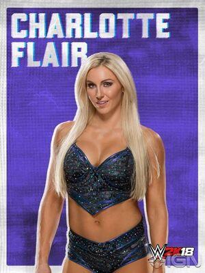 Charlotte Flair 2K18
