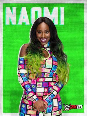 Naomi 2K18