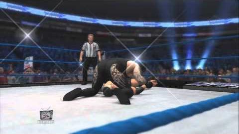 WWE 12 The Undertaker Finisher