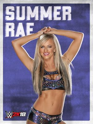 Summer Rae 2K18