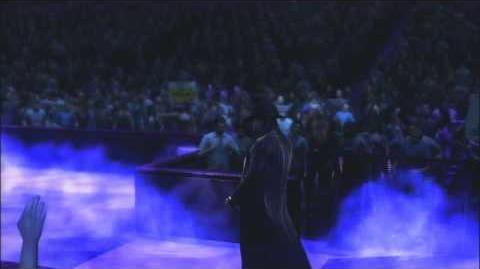 WWE 12 The Undertaker Entrance