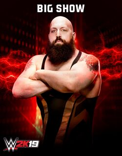 Big Show (WWE 2K19)