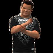 Jerry Lawler WWE 13 render