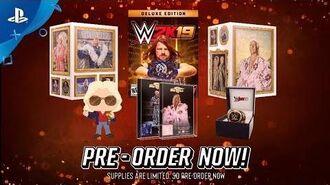 WWE 2K19 Wooooo! Edition Trailer PS4