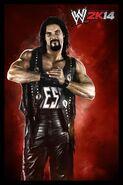 WWE2K14 Diesel Kevin Nash WM10 CL