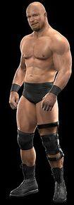 Steve Austin in WWE SmackDown vs Raw 2010