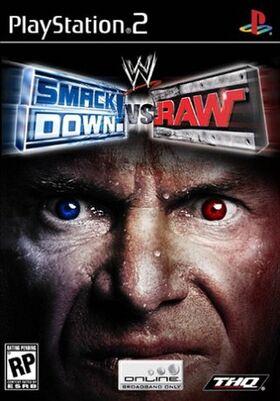Smackdown vs Raw Boxart