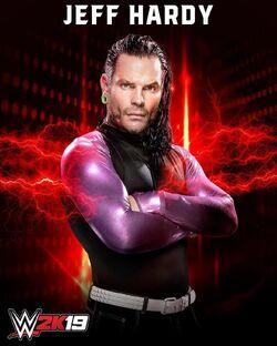 Jeff Hardy (WWE 2K19)