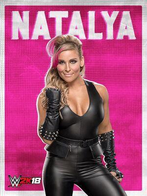 Natalya 2K18