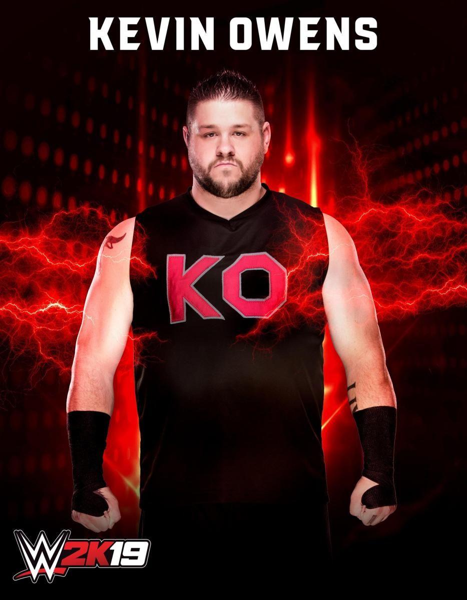 Kevin Owens | Smackdown vs Raw wiki | FANDOM powered by Wikia