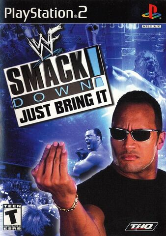 File:WWF Smackdown Just Bring it.jpg