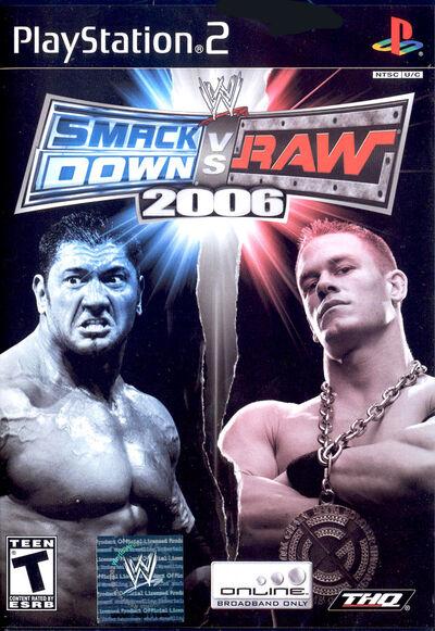 Smackdown! vs Raw 2006