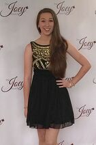 Joey Awards - Michelle Creber - Best Voice Actor