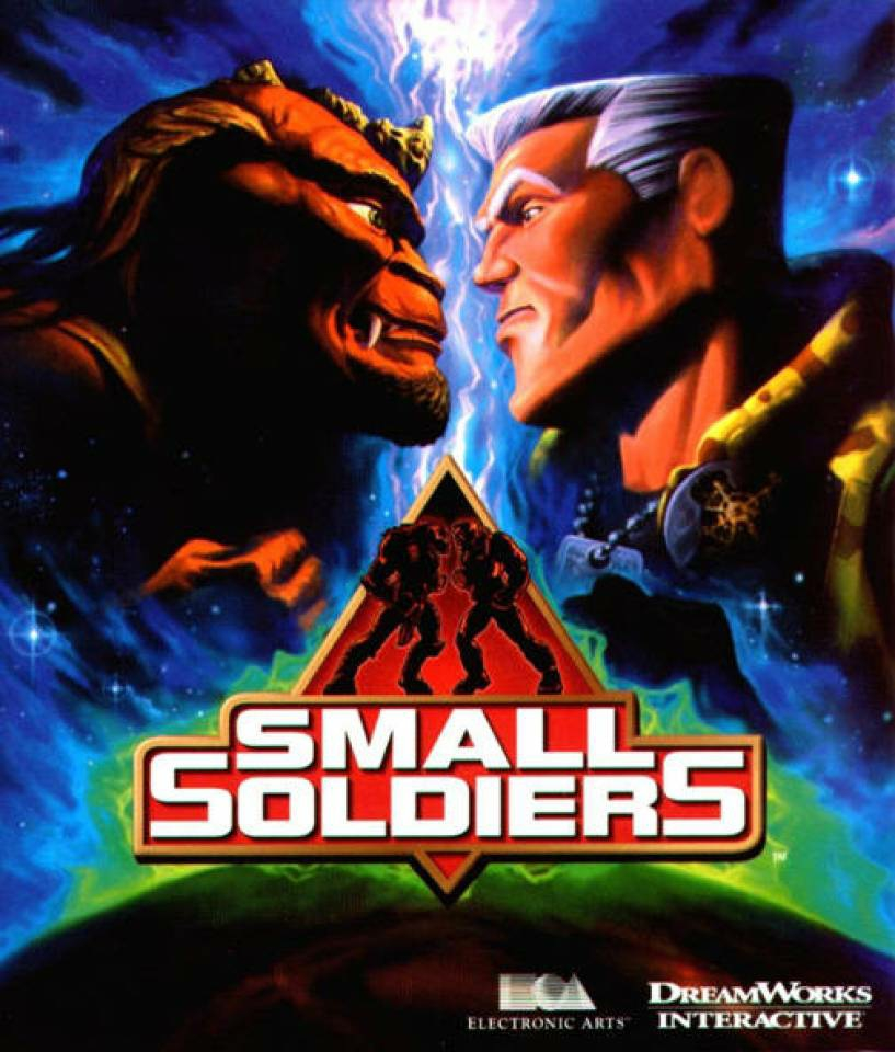 Small Soldiers (PS1) | Small Soldiers Wiki | FANDOM powered