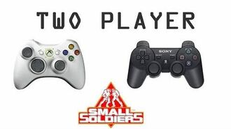 Two Player - Small Soldiers (PS1)