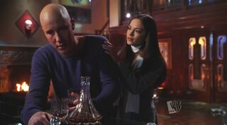 Lex and Lana (Smallville)5