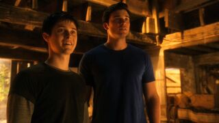 Clark and Conner (Smallville)2