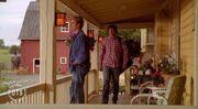 Clark and Jonathan (Smallville)11