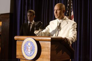 Lex and Brainiac (Smallville)